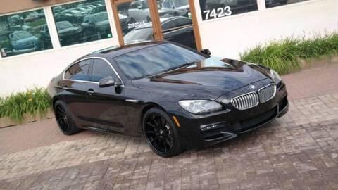 2013 BMW 6 Series for sale at Cars-KC LLC in Overland Park KS