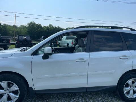 2014 Subaru Forester for sale at Ron Motor Inc. in Wantage NJ