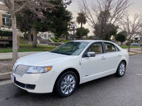 2012 Lincoln MKZ Hybrid for sale at California Diversified Venture in Livermore CA