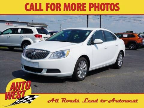 2017 Buick Verano for sale at Autowest of Plainwell in Plainwell MI