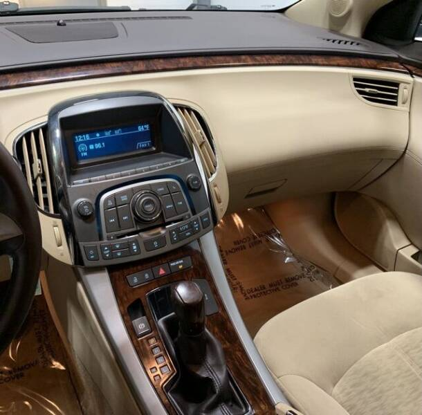 2010 Buick LaCrosse for sale at Indy Wholesale Direct in Carmel IN