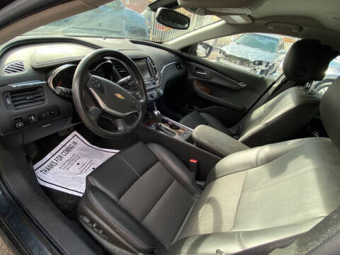 2014 Chevrolet Impala for sale at ELITE MOTOR CARS OF MIAMI in Miami FL
