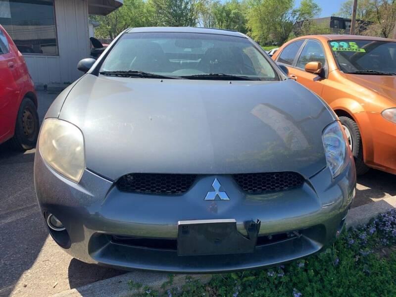 2006 Mitsubishi Eclipse for sale at ALVAREZ AUTO SALES in Des Moines IA