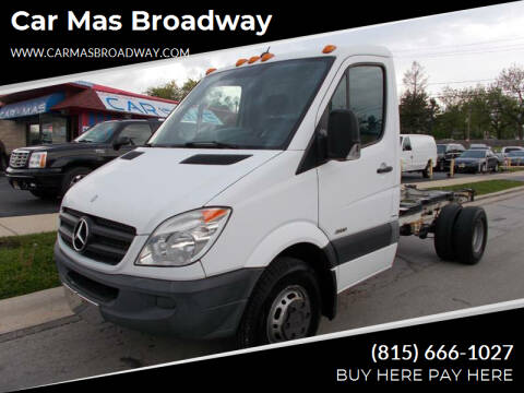 2012 Mercedes-Benz Sprinter Cab Chassis for sale at Car Mas Broadway in Crest Hill IL