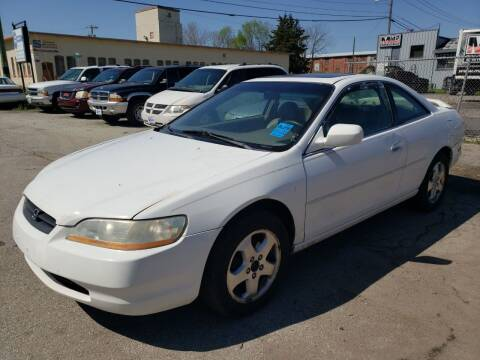 2000 Honda Accord for sale at New Start Motors LLC - Crawfordsville in Crawfordsville IN