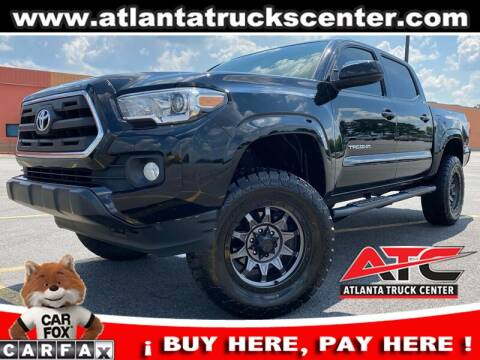 2016 Toyota Tacoma for sale at ATLANTA TRUCK CENTER LLC in Brookhaven GA