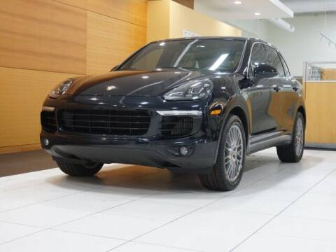 2016 Porsche Cayenne for sale at PORSCHE OF NORTH OLMSTED in North Olmsted OH