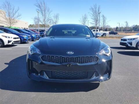 2021 Kia Stinger for sale at Lou Sobh Kia in Cumming GA