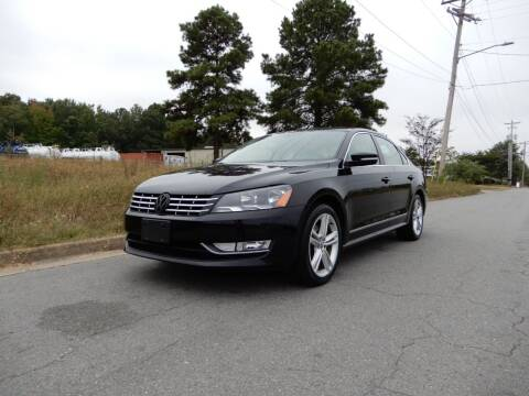 2013 Volkswagen Passat for sale at United Traders Inc. in North Little Rock AR