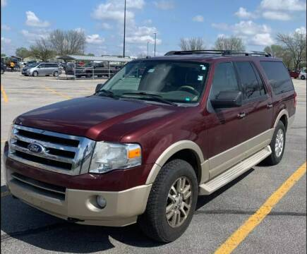 2010 Ford Expedition EL for sale at Cannon Falls Auto Sales in Cannon Falls MN