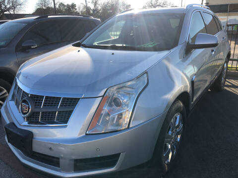 2014 Cadillac SRX for sale at Auto Access in Irving TX