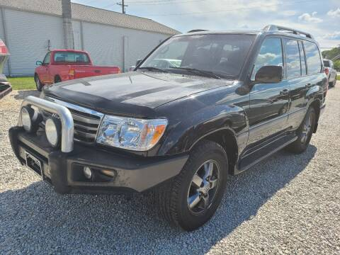 2007 Toyota Land Cruiser for sale at Davidson Auto Deals in Syracuse IN