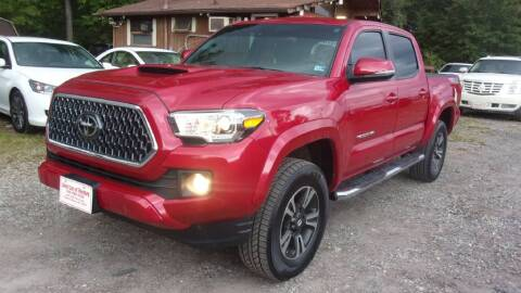 2019 Toyota Tacoma for sale at Select Cars Of Thornburg in Fredericksburg VA