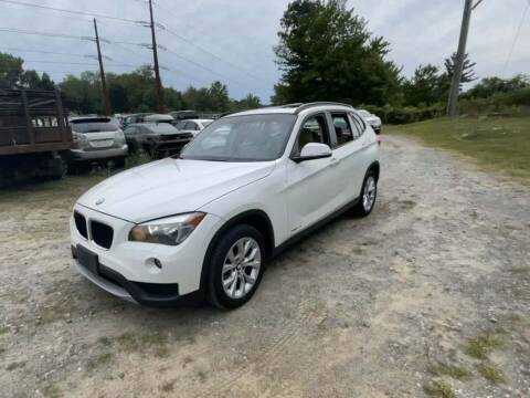 2013 BMW X1 for sale at Franklyn Auto Sales in Cohoes NY