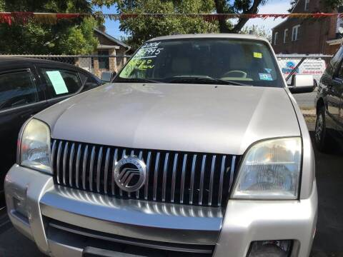 2008 Mercury Mountaineer for sale at Chambers Auto Sales LLC in Trenton NJ