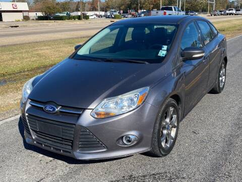 2013 Ford Focus for sale at Double K Auto Sales in Baton Rouge LA