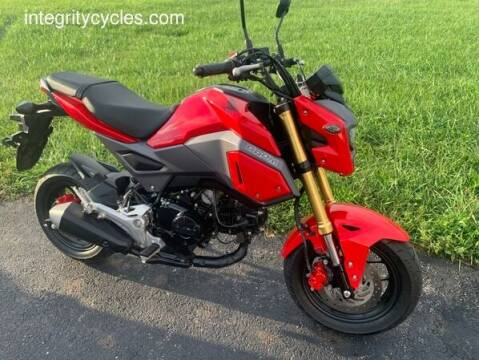 2015 Honda GROM for sale at INTEGRITY CYCLES LLC in Columbus OH