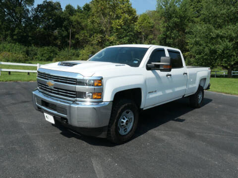 2018 Chevrolet Silverado 2500HD for sale at Woodcrest Motors in Stevens PA