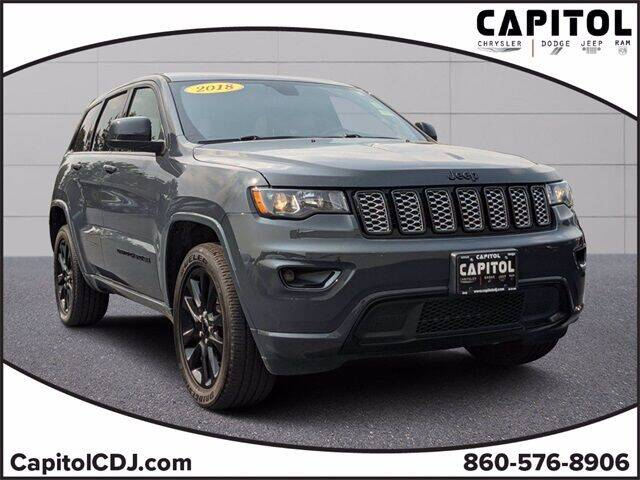 2018 Jeep Grand Cherokee for sale in Willimantic, CT
