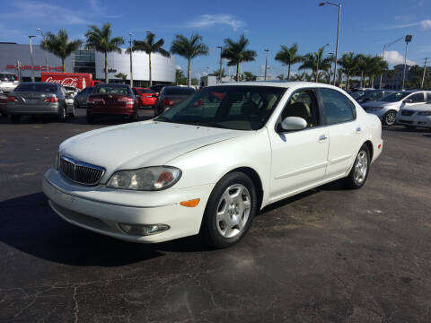 2001 Infiniti I30 for sale at CAR-RIGHT AUTO SALES INC in Naples FL