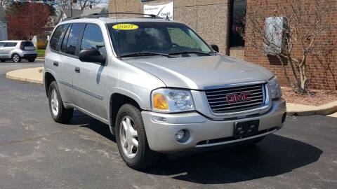 2007 GMC Envoy for sale at Mighty Motors in Adrian MI