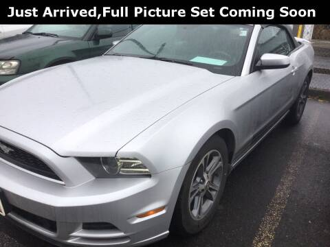 2014 Ford Mustang for sale at Royal Moore Custom Finance in Hillsboro OR