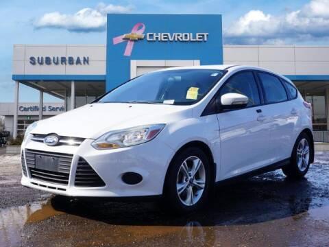 2013 Ford Focus for sale at Suburban Chevrolet of Ann Arbor in Ann Arbor MI
