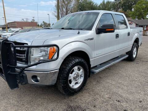2014 Ford F-150 for sale at Martinez Cars, Inc. in Lakewood CO