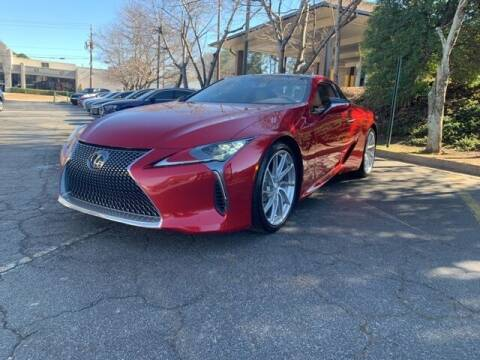 2018 Lexus LC 500 for sale at Gravity Autos Atlanta in Atlanta GA