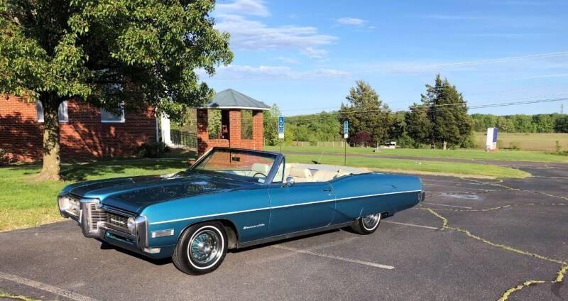 1968 Pontiac Bonneville for sale at Burton's Automotive in Fredericksburg VA