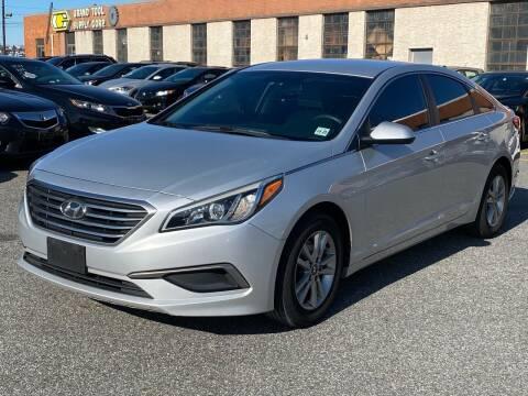 2016 Hyundai Sonata for sale at MAGIC AUTO SALES - Magic Auto Prestige in South Hackensack NJ