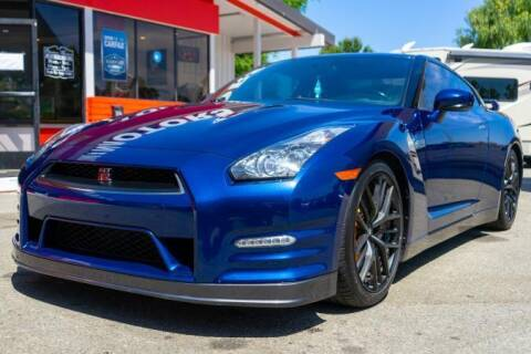 2013 Nissan GT-R for sale at Phantom Motors in Livermore CA