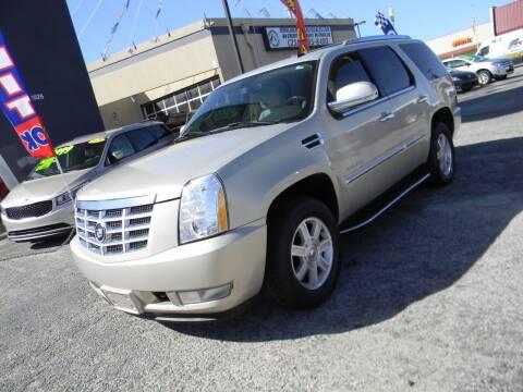 2007 Cadillac Escalade for sale at Meridian Auto Sales in San Antonio TX
