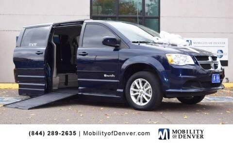 2016 Dodge Grand Caravan for sale at CO Fleet & Mobility in Denver CO