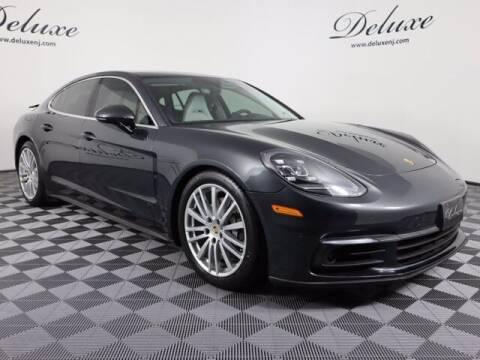 2017 Porsche Panamera for sale at DeluxeNJ.com in Linden NJ