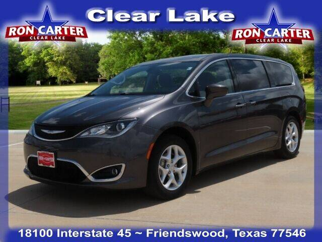 2018 Chrysler Pacifica for sale at Ron Carter  Clear Lake Used Cars in Houston TX