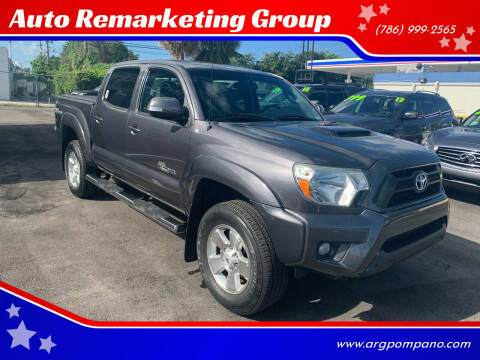 2014 Toyota Tacoma for sale at Auto Remarketing Group in Pompano Beach FL