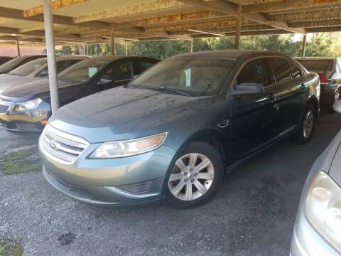 2010 Ford Taurus for sale at Mott's Inc Auto in Live Oak FL