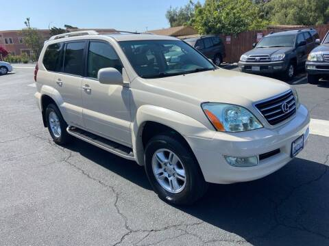 2003 Lexus GX 470 for sale at Coast Auto Motors in Newport Beach CA