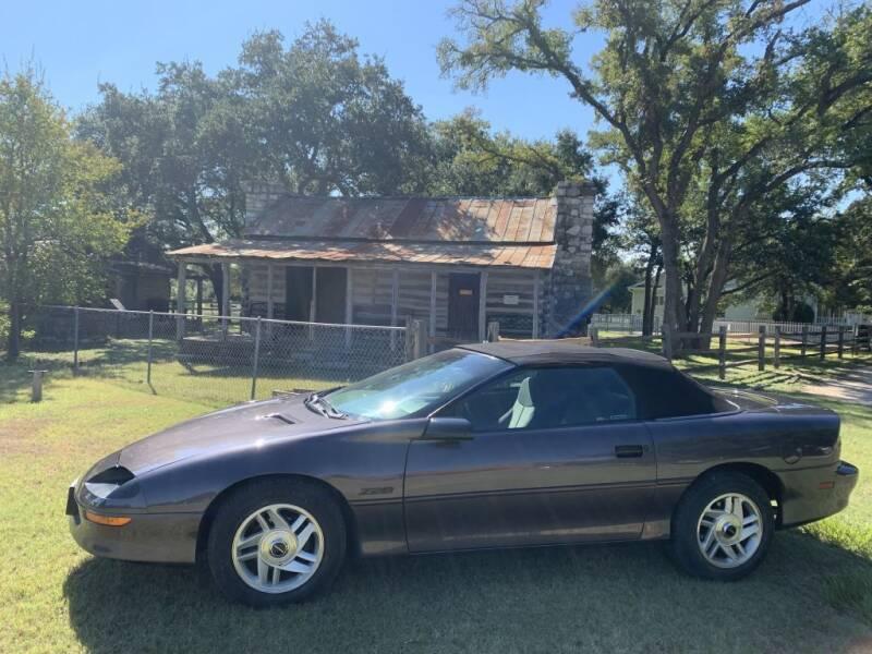 1994 Chevrolet Camaro for sale at Village Motors Of Salado in Salado TX