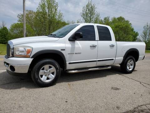 2006 Dodge Ram Pickup 1500 for sale at Superior Auto Sales in Miamisburg OH