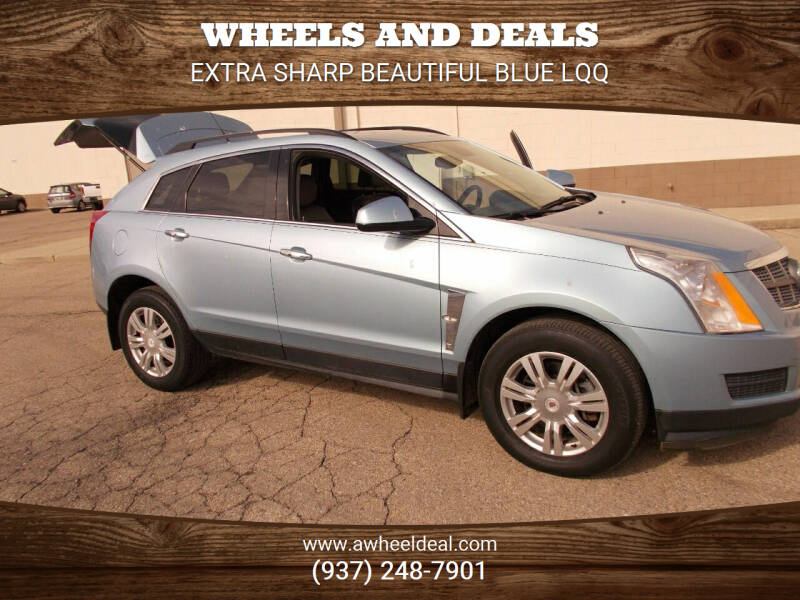 2011 Cadillac SRX for sale at Wheels and Deals in New Lebanon OH