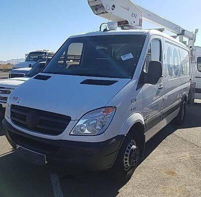 2013 Mercedes-Benz Sprinter Cargo for sale at CENTURY TRUCKS & VANS in Grand Prairie TX