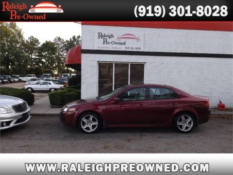 2005 Acura TL for sale at Raleigh Pre-Owned in Raleigh NC
