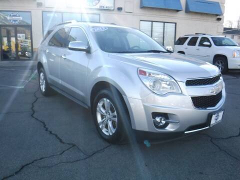 2013 Chevrolet Equinox for sale at Platinum Auto Sales in Provo UT