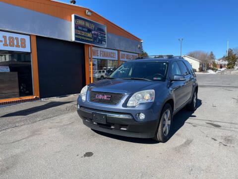 2012 GMC Acadia for sale at Lehigh Valley Truck n Auto LLC. in Schnecksville PA