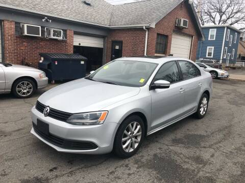 2011 Volkswagen Jetta for sale at Emory Street Auto Sales and Service in Attleboro MA