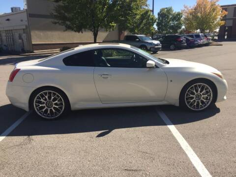 2011 Infiniti G37 Coupe for sale at Ron's Auto Sales (DBA Paul's Trading Station) in Mount Juliet TN