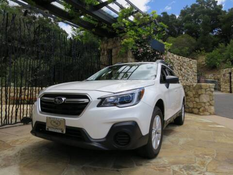 2018 Subaru Outback for sale at Milpas Motors in Santa Barbara CA