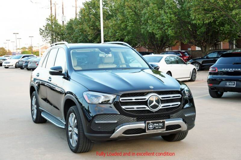 2020 Mercedes-Benz GLE for sale at Silver Star Motorcars in Dallas TX